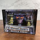 StarCraft Battle Chest PC (Windows/Mac) 1999 New Old Stock Sealed