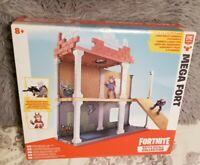 Fortnite Battle Royale Collection Mega Fort Display Set & 2 Figures