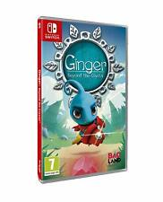Ginger Beyond the Crystal For Nintendo Switch (New & Sealed)