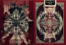 Bicycle Samurai V3 (red) Playing Cards - Limited Edition - SEALED