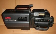 Vintage Panasonic M5 VHS Camcorder With Case And Accessories