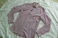 Burberry London 'Pulbury'  Button Down Shirt in Bright ginger Size S Brand new