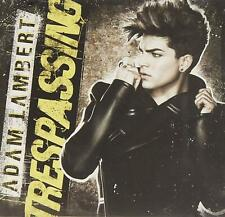 Adam Lambert - Trespassing (2012)  CD  Deluxe Edition  NEW/SEALED  SPEEDYPOST