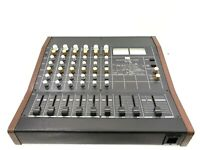 ADC 6 CHANNEL ECHO Professional MIXER SX-80 Vintage Refurbished Working 100%