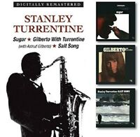 Stanley Turrentine - Sugar / Gilberto With Turrentine / Salt Song [New CD] UK -
