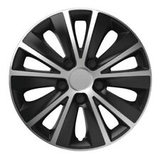 Schwarze Rapid 14 Zoll Radkappen fürs Auto