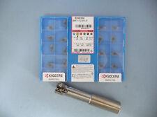 Kyocera Schaftfräser MEC 20-S20-11T Incl. 30 WSP BDMT 11T331 ER-JT PR1535