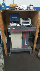 Exhaust gas analyser and smoke meter