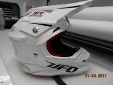 UFO HELMET MENS XS MOTOCROSS OFFROAD MX INTERCEPTOR WHITE CRF HUSKY KTM YAMAHA K