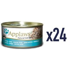 More details for applaws kitten tuna natural premium complete food 24 x 70g cans