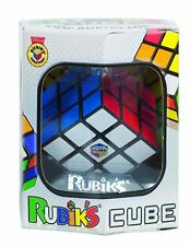 Kids Fun Toy Original Rubiks Cube Rubix Magic Rubic Mind Game Classic Puzzle NEW
