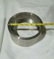 """6"""" Stainless Steel Weld X Thread Coupling A182 F304/L FCHE  150"""