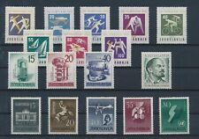 LM43026 Yugoslavia mixed thematics fine lot MNH
