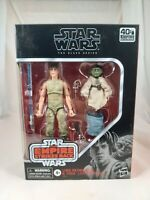 Star Wars Black Series - Luke Skywalker & Yoda (Jedi Training)