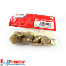 WELSH PLUG KIT SUIT HOLDEN COMMODORE VL RB30 RB30ET ENGINES (SET OF 23)