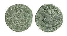 pci0667) FERRARA - Paolo V (1605-1621) - Quattrino - Busto a S. / S Giorgio