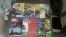 More details for vintage model railways magazines inc model railway news 1974 complete year