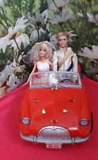 Barbie dolls bundle ( wedding dress up collection)