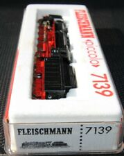 Fleischmann N 7139 Dampflokomotive mit Tender Baureihe 39 der DB