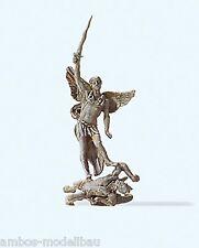 "Preiser 29100 H0 Statue ""Erzengel Michael"", handbemalt, Neu"