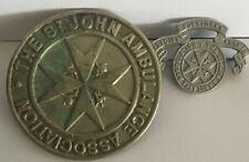 More details for st. johns ambulance badges   pennies2pounds