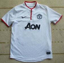 MANCHESTER UNITED shirt...V.PERSIE 20...large youth size...superb condition...