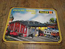 FALLER Epoche III (1949-1970) Modelbahnen der Spur H0 mit Limitierte Auflage