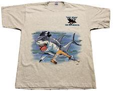 Vintage San Jose Sharks Hokcey T Shirt