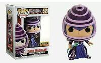 Funko Pop Animation Yu-Gi-Oh! Dark Magician #595 Hot Topic ExclusiveIN HAND