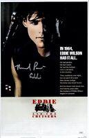 MICHAEL PARÉ Signed 11x17 Photo EDDIE & THE CRUISERS PARE Autograph JSA COA Cert