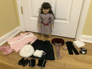 America Girl Doll, Pleasant Company, Samantha, Retired Dress And Outfits
