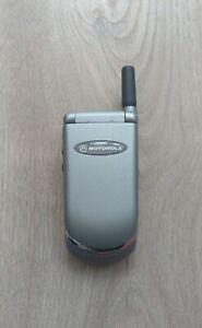 Motorola V series V3690 - Gray (Unlocked) Cellular Phone