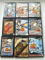 PlayStasion2 whple sale Tennis no Oji-Sama Lot 9 KONAMI JAPAN PS2 NTSC-J (Japan)