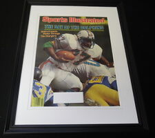 Andra Franklin Signed Framed 1983 Sports Illustrated Magazine Cover Dolphins