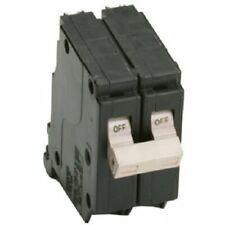 EATON CHF230 Series 30A DP CH Circ Breaker, Black