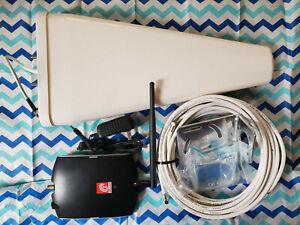 zBoost 575X-V 4G Xtreme Verizon Tri-Band Cell Phone Signal Booster Wilson 575-V
