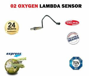NEW O2 OXYGEN LAMBDA SENSOR for FORD FOCUS Eng ALDA ST170 173 bhp 2002-2004