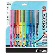 Pilot Precise V5 Stick Liquid Ink Rolling Ball Pens Extra Fine Point 05mm