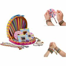 Jewelry Making Kit For Kids Girls Friendship Bracelets Maker Diy Activity Set