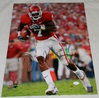 DEMARCO MURRAY AUTOGRAPHED SIGNED OU OKLAHOMA SOONERS 16x20 PHOTO JSA