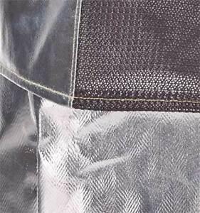 Karewear 706Arcnxl Aluminized Jacket, Rayon, Xl