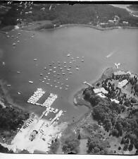 1972 Aerial Photo Meetinghouse Pond Orleans Massachusetts Cape Cod