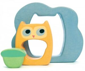 Le Toy Van Owly Woo 3 Piece Puzzle