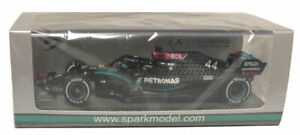Spark Mercedes W11 Winner British GP 2020 - Lewis Hamilton Champion 1/43 Scale