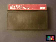 JUEGO SEGA MASTER SYSTEM  ALEX KIDD: HIGH-TECH WORLD