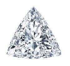 0.19 Ct Trillion Cut Brilliant White Natural Loose Diamond Color G Clarity VS2