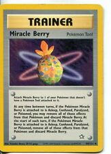 Pokemon Neo Genesis Uncommon Card #94/111 Miracle Berry