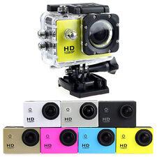 Full HD 1080P SJ4000 Waterproof Sports Camera DV Action Video DVR Helmet New*