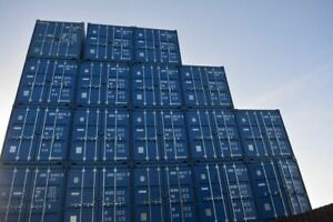 40ft Shipping Container (NEW) Nationwide Delivery