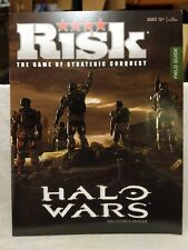 Risk Halo Wars Collectors Edition 2009  Field Guide Only